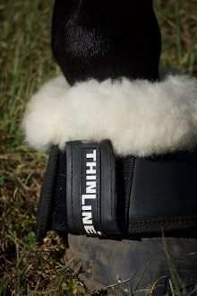 ThinLine Bell Boot Fleece Collar