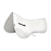 All white cotton correction halh pad -